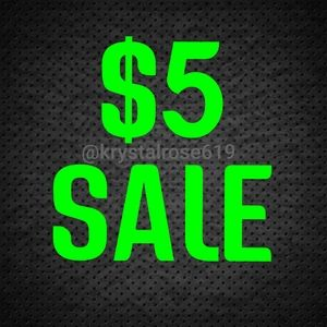 💚 💚 5 For $25 💚 💚